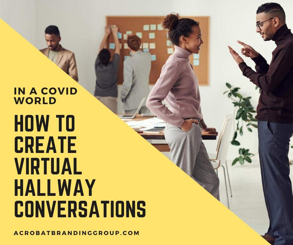 How To Create Virtual Hallway Conversations