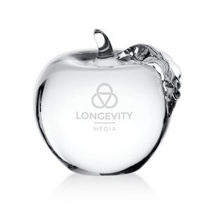 Apple with Clear Leaf 2�